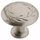 Weathered Nickel Inspirations Oversized Knob