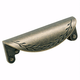 Amerock Inspirations Weathered Brass Pull, BP1582-R2