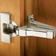 Blum® 120° Inset Clip Top 3-Way Face Frame Hinges