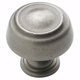 Weathered Nickel Kane Knob