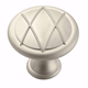 Amerock Lattice Knob, BP24234-SN