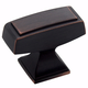 Oil Rubbed Bronze Mulholland Oversized Knob