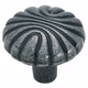 Wrought Iron Natural Elegance Knob
