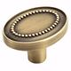 Elegant Brass Opulence Knob