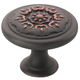 Amerock Sundara Oil Rubbed Bronze Knob, BP27030-ORB