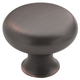 Amerock Anniversary Collection Oil Rubbed Bronze Knob, BP853-ORB
