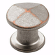 Weathered Nickel Copper Vasari Knob
