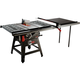 SawStop Contractor Table Saw w/52'' Fence, CNS175-TGP52