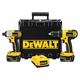 DeWalt DCK265L 18V Compact Li-Ion Drill/Impact Combo Kit