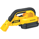 DeWalt DC515B 18V Cordless 1/2 Gal Wet/Dry Portable Vacuum Tool Only, No Battery