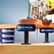 Rockler Risers XL for Bench Cookie® Plus (2 or 3 Cookie Height), 4-Pack