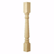 Whole Traditional Plain Double Square Island Or Cabinet Column, Cherry (01160210CH1)
