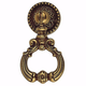 French Antique Gold Louis XVI Drop Pull