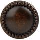 Oil Rubbed Bronze Louis XVI Knob
