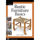DVD Rustic Furniture Basics