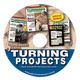Woodworker's Journal Turning Projects CD