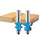Rockler Flooring Nail Slot Router Bit Set - 15/16