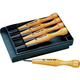 Five Piece Power Grip Carving Set