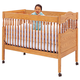 Crib Plan with Fixed Sides