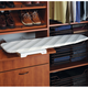 Hafele Ironfix®Shelf-Mounted Ironing Board