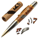 Woodworker's Laser-Cut Inlay Pen Kit Blank