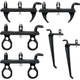 Talon Pegboard Toolholders 6-Pc. Large Pegs Variety Pack