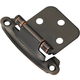 Belwith Conquest Hinge, Self-Closing, Variable Overlay , P244-OBH