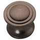 Belwith Deco Knob, P3102-DAC