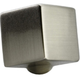 Belwith Euro Contemporary Knob, P2160-SS