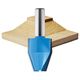 Rockler Straight Raised Panel Router Bit - 1-1/4
