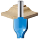 Rockler Raised Panel Router Bit - 1-1/4