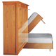 Rockler's Murphy Bed Plan