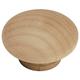 Belwith Natural Woodcraft Knob, P185-UW