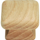 Belwith Natural Woodcraft Knob, P681-UW