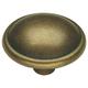Belwith Oxford Antique Knob, PA1213-WOA