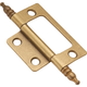 Belwith Self Mortise Hinge, P8294-LP