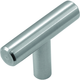 Belwith Stainless Steel Bar Pulls Knob, P2235-SS