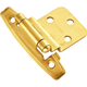 Belwith Surface Mount and Mortise Hinge, Self-Closing, 3/8'' Offset, P9295