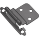Belwith Surface Self-Closing Hinge, Self-Closing, 3/8'' Offset , P143-BL