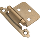 Belwith Surface Self-Closing Hinge, Flush , P144-AB