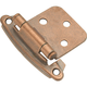 Belwith Surface Self-Closing Hinge, Flush , P244-AC