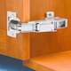 Blum® 170° Snap Close Clip Top Frameless Inset Hinge