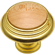 Belwith Woodgrain Knob, P415-NM