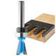 Rockler 14° Dovetail Pattern Router Bit - 1/2