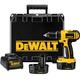 Dewalt DC730KA Heavy-Duty Compact 1/2' 13mm 14.4V Cordless Drill/Driver Kit