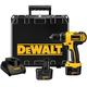 Dewalt DC742KA Heavy-Duty Compact 3/8' 10mm 12V Cordless Drill/Driver Kit