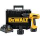 Dewalt DC750KA Heavy-Duty 3/8'' 10mm 9.6V Cordless Drill/Driver Kit