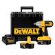 Dewalt DC821KA Heavy-Duty 18V 1/2'' 13mm High Performance Impact Wrench Kit