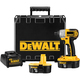 Dewalt DC825KA Heavy-Duty 1/4'' 6.4mm 18V Impact Driver Kit