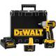 Dewalt DC841KA Heavy-Duty 3/8'' 9.5mm 12V Impact Wrench Kit